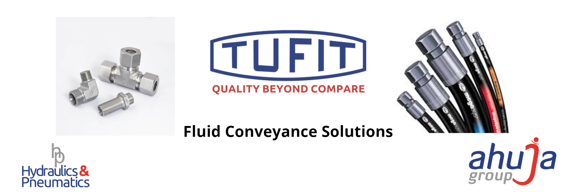 Tufit Fluid Connectors