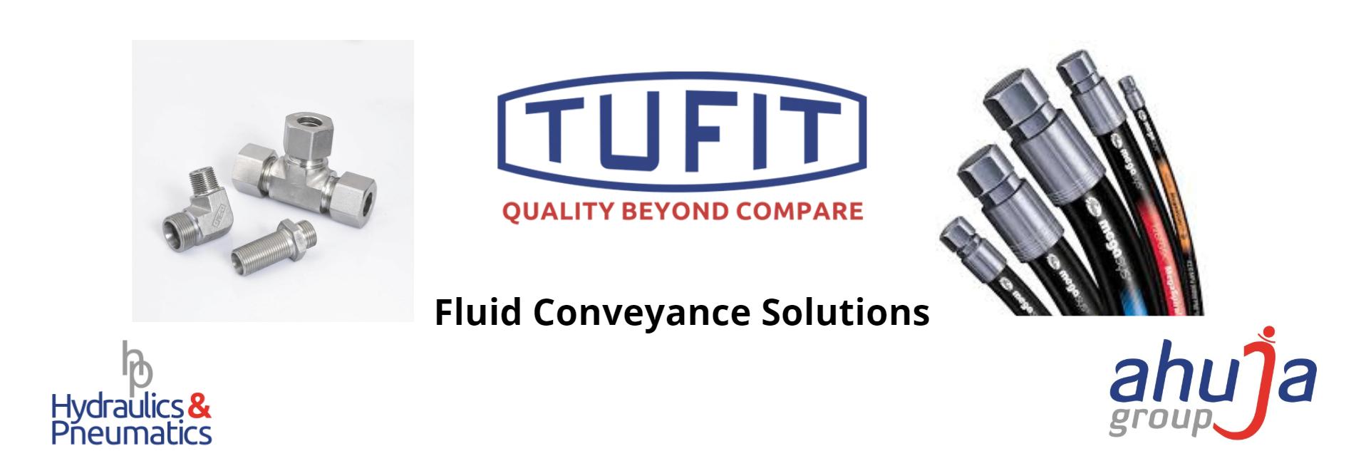 Tufit Fluid Connectors