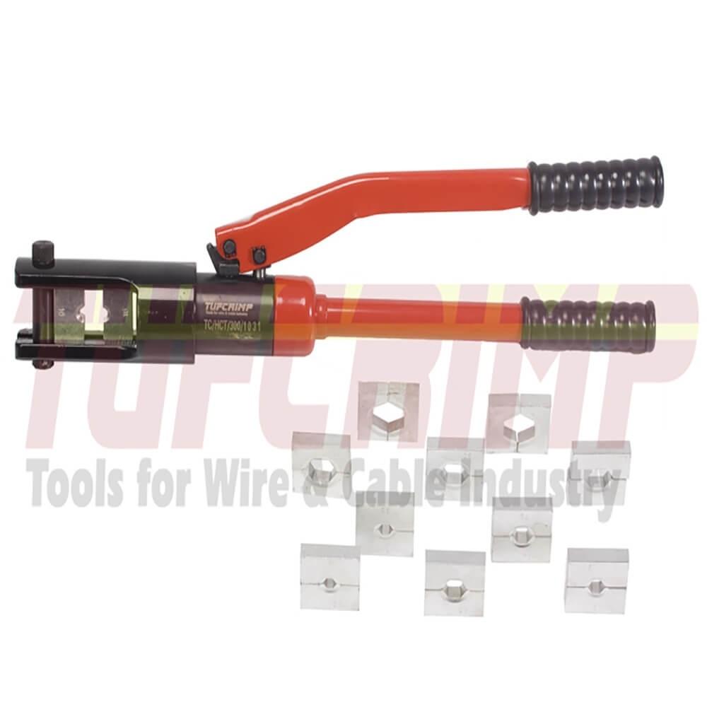 TUFCRIMP Hydraulic Crimping Tool (16sq mm-300 sq mm)