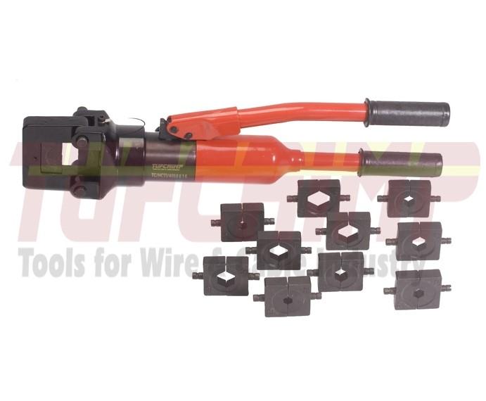 TUFCRIMP Cable Crimping Tool (1600 sq mm - 400 sq mm )
