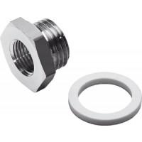 FESTO Reducing Nipple D-3/8I-1/2A 3585(MOQ=10)