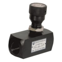 hp Flow Control with Check Valve DRV-08x1/4
