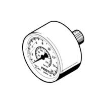 FESTO Pressure Gauge MA-40-16-1/8 345395