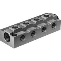 FESTO Distributor Block FR-8-1/2 6411