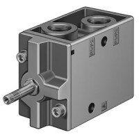 FESTO Single Solenoid Valve MFH-3-1/2 9857