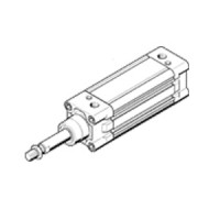Festo Pneumatic Cylinder DNC-100-320-PPV-A 163474