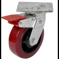 "Swivel Brake Wheel SE/SWB/1000, 8"""