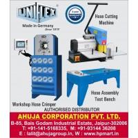 UNIFLEX Hose Cutting Machine