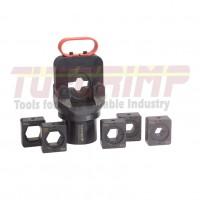 TUFCRIMP Cable Crimping Tool TC/HCTS/1000+TC/HP/700/1003 ( 300 sg mm - 1000 sq mm )