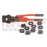 TUFCRIMP Cable Crimping Tool TC/HCT /400D (1600 sq mm - 400 sq mm )