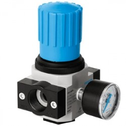 FESTO Air Pressure Regulator LR-1/2-D-MINI 159581